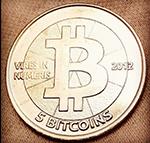 Монета в 5 биткоинов