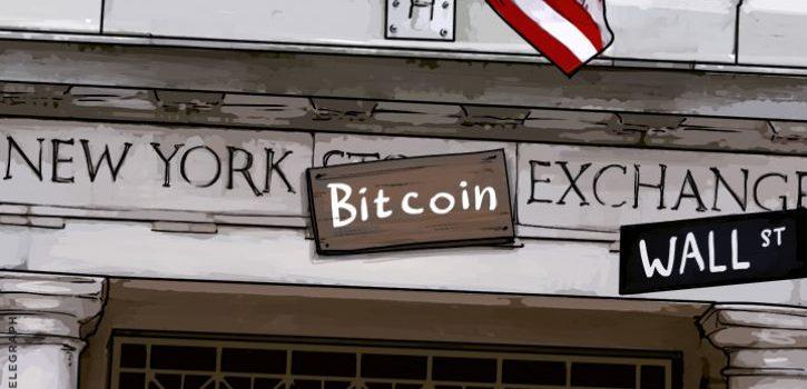 Рост рынка криптовалют принуждает Уолл-стрит действовать