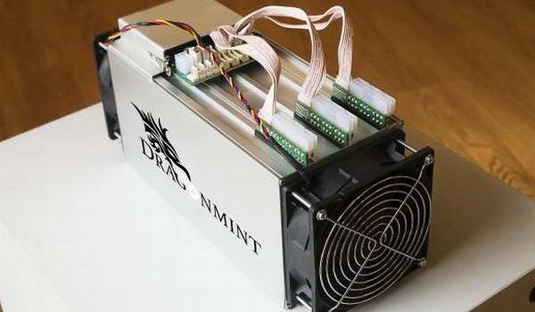 Инновационное оборудование для майнинга DragonMint 16T