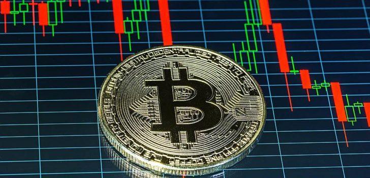 Биткоин идет вниз, но другие криптовалюты держат позиции