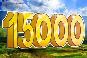 Биткоин стоит больше 15 000 долларов США: есть ли предел цены?