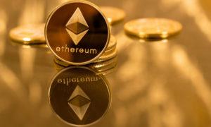 Анонс нового проекта в системе Ethereum поднимает стоимость монеты выше 600 долларов