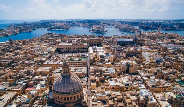 Запрет транзакции криптовалют на Мальте