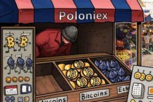 История о том, как 10 000 пользователей установили фейк Poloniex