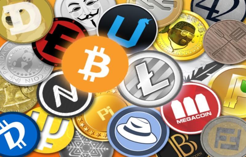 Конкуренты биткоина: топ-5 быстрорастущих криптовалют