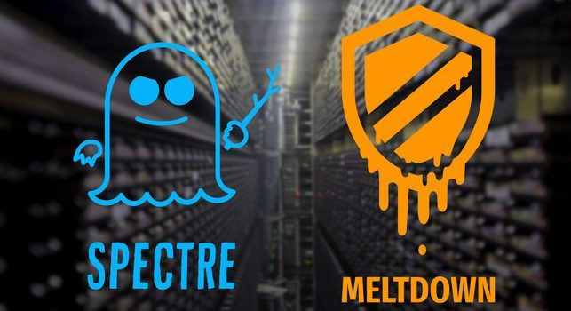 Хакерские программы Meltdown и Spectre могут похитить данные с любых цифровых носителей