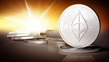 Цена Ethereum в 2018 году почти удвоилась