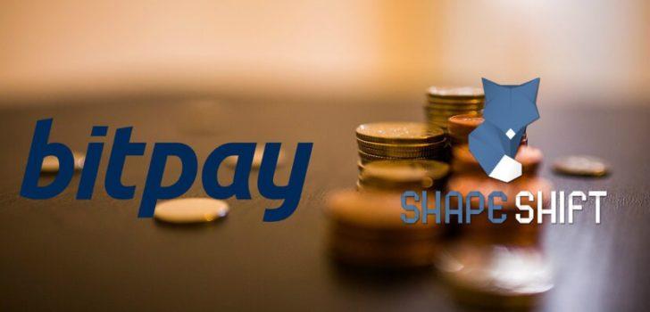 Криптокошельки BitPay и ShapeShift заключили соглашение для обеспечения мгновенных транзакций