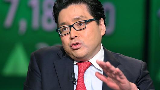 Биткоин в 2018 году будет стоить 25000 долларов: прогноз от инвестора Тома Ли