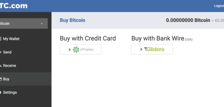 Покупка биткоина теперь возможна напрямую с кредитной карты