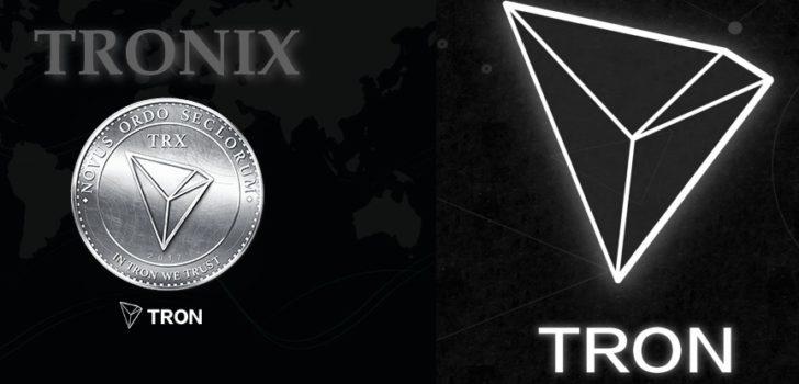 TRON врывается в ТОП-10 криптовалют