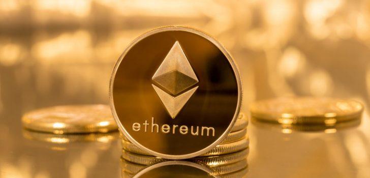 Ethereum впервые торгуется выше $1000
