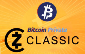 Цена ZClassic растет в ожидании хардфорка Bitcoin Private