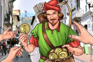 Robinhood запускает бесплатный сервис по торговле криптовалютами