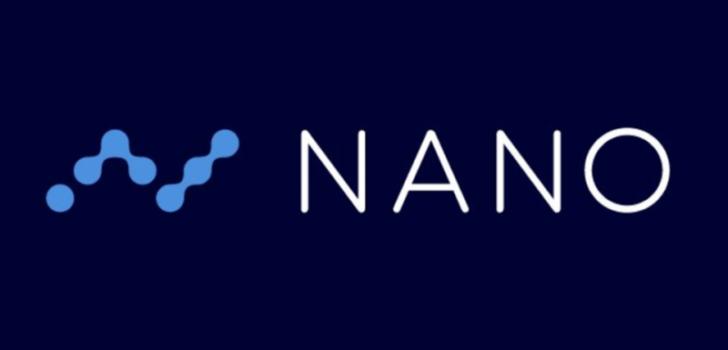 Криптовалюта Nano выросла на 25% вопреки падающему рынку