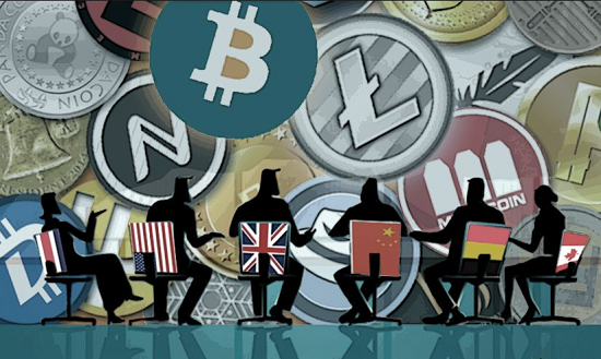 Отношение к криптовалютам в разных странах: где можно, а где нельзя