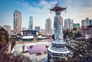 Скоро южнокорейские регуляторы будут проверять локальные банки, связанные с криптовалютами