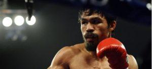 Легендарный боксер, филиппинец Мэнни Пакьяо объявляет о сотрудничестве с криптовалютной компанией