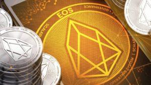 Криптовалюта EOS выросла на 37% за одну неделю