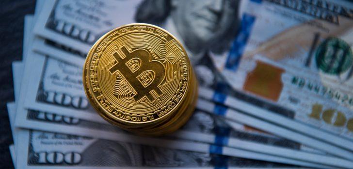 Стоимость биткоина приближается к $ 9000, показывая сильный импульс роста