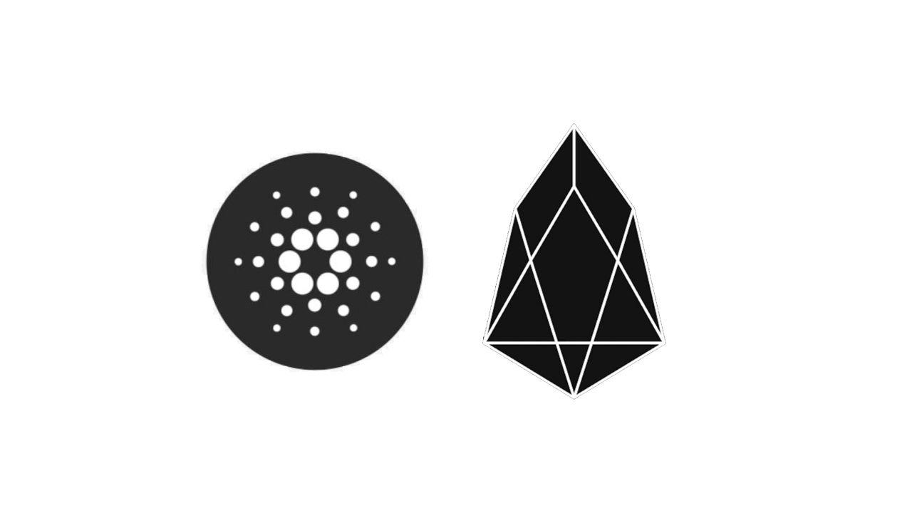 EOS и Cardano показывают двухзначный рост и поочередно обходят Litecoin