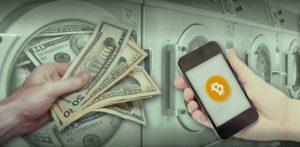 Арестована преступная группировка, отмывавшая деньги с помощью криптовалют