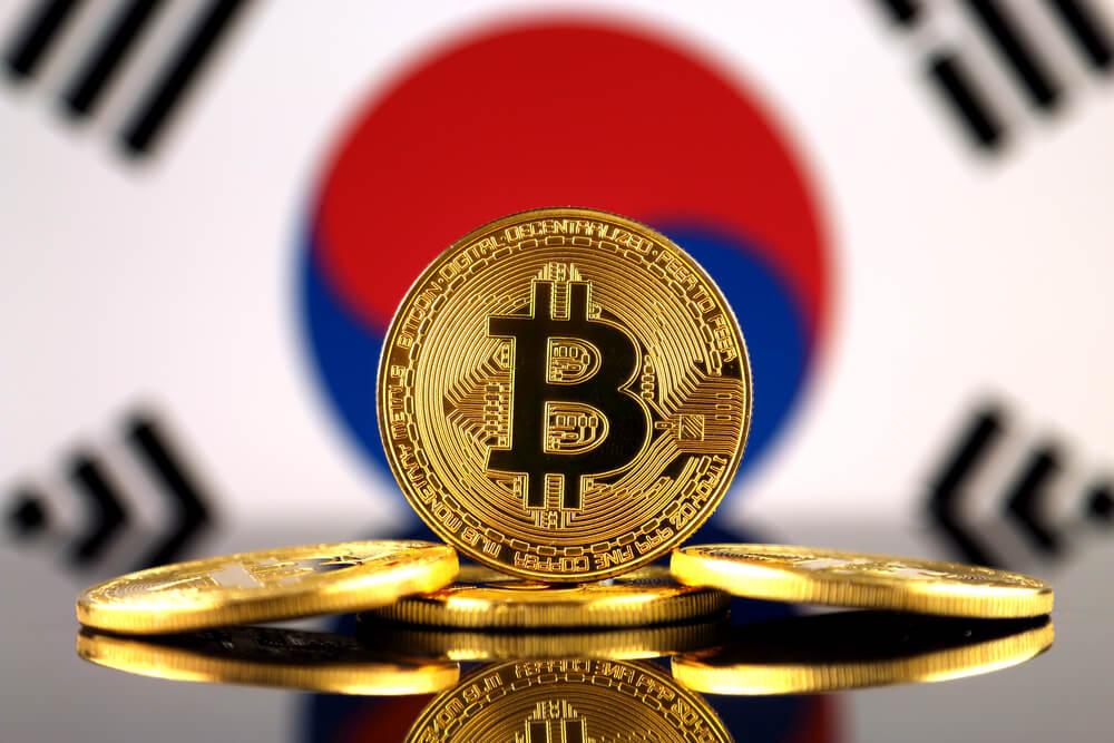 В Южной Корее биткоин возвращается к повышенным ценам