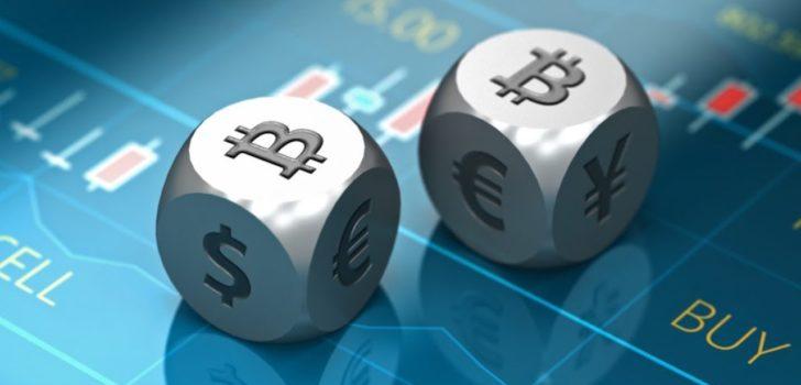 Биткоин теряет 200 долларов за 30 минут, EOS, Litecoin (LTC) и Stellar (XLM) растут: крипторынок за один день