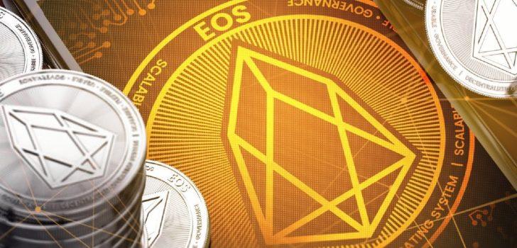 Криптовалюта EOS приближается к ценовому рекорду