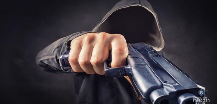 Увеличивается количество реальных преступлений, связанных с криптовалютой