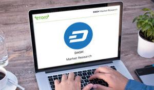 Результат исследования eToro: криптовалюта Dash сильно недооценена