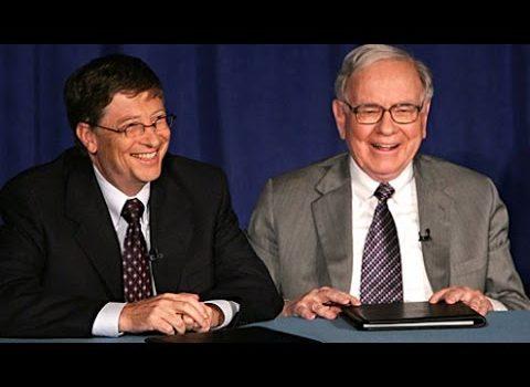 Битва Титанов: Уоррен Баффет vs Билл Гейтс