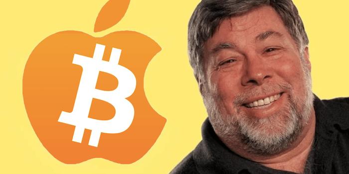 Стив Возняк: потенциал биткоина и блокчейн раскроется за десятилетие