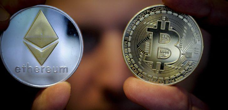 Стоимость Ethereum опускается ниже $ 500, биткоин приближается к годовому минимуму