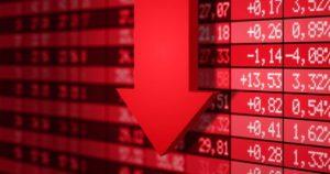 Биткоин падает на 5% на фоне новости о взломе криптобиржи Coinrail