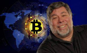 Я хочу, чтобы биткоин стал единой валютой в мире: соучредитель Apple Стив Возняк
