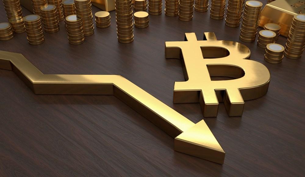 Стоимость криптовалют опять падает: причина в азиатских криптобиржах