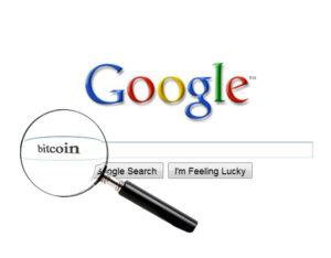 Запросов «биткоин» в Google с начала года стало на 75% меньше