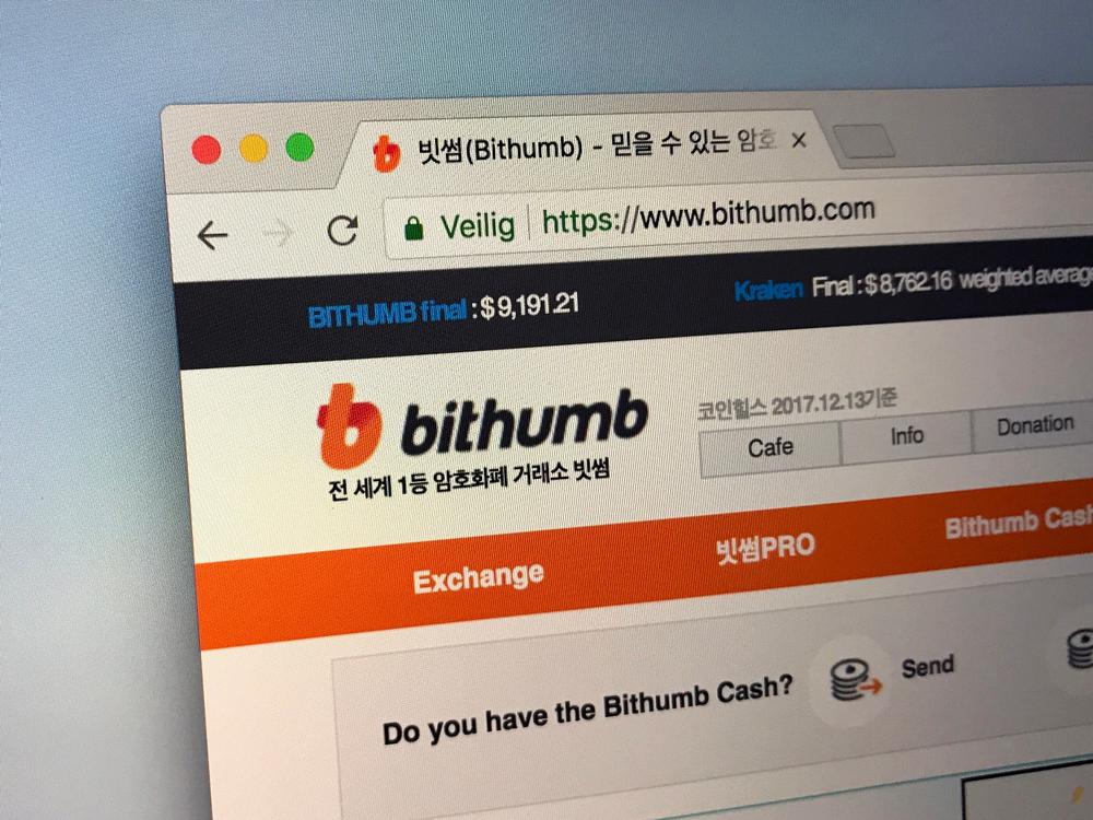 Хакеры взломали криптовалютную биржу Bithumb – украдено $30 миллионов