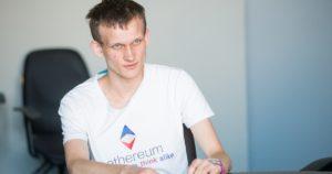 Виталик Бутерин отвергает централизованные криптобиржи