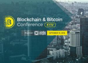 В Киеве 19 сентября состоится международная криптоконференция
