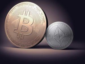 Стоимость биткоина и Ether вырастает на 5% за 2 часа, крипторынок добавляет $ 15 млрд