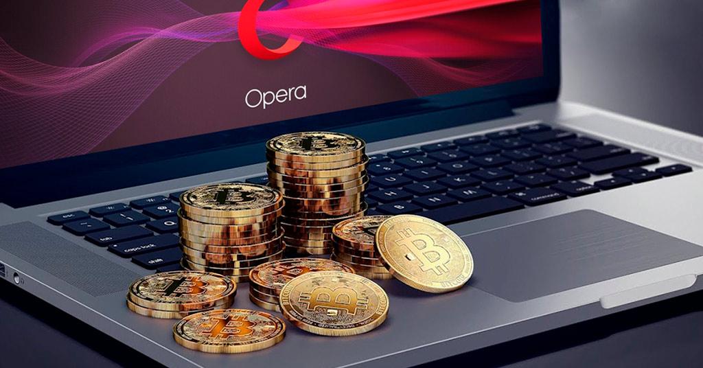 Opera выпускает браузер со встроенным криптокошелеком