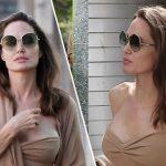 Анджелины Джоли анорексия