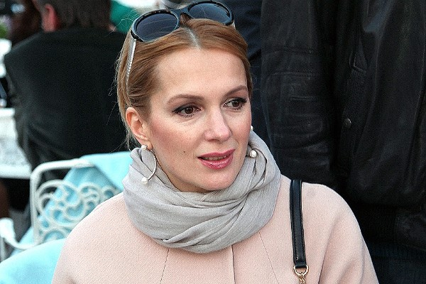 Мария Порошина родила пятого ребенка
