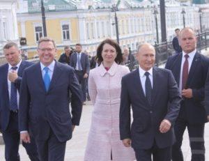 Путин обсудил Омск с обычными гражданами