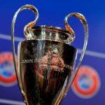 результаты жеребьевки Лиги Чемпионов 2018-2019