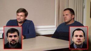 Александр Петров и Руслан Боширов дали интервью RT
