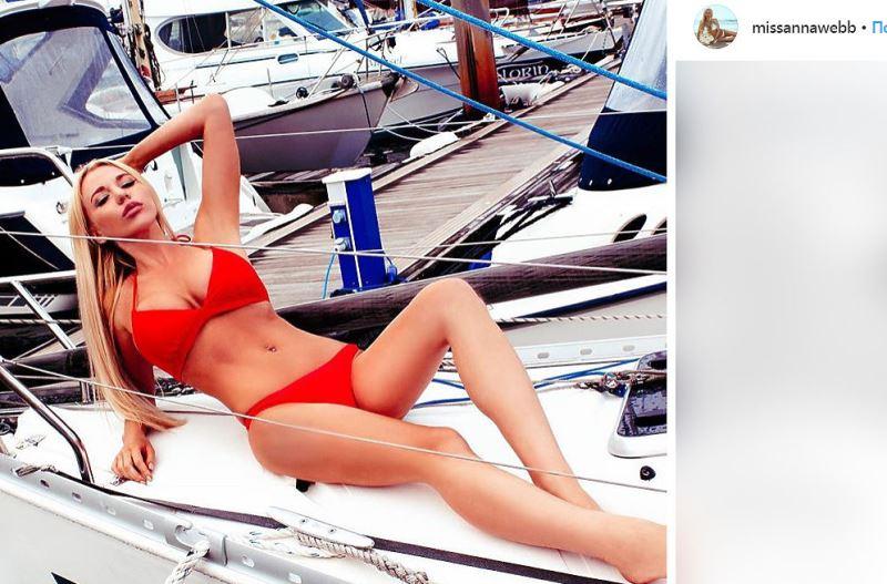 Анна Шапиро модель