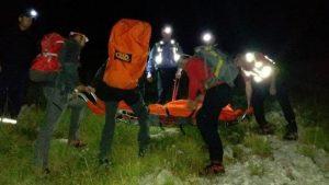 Альпинист Антон Верховский погиб в Черногории
